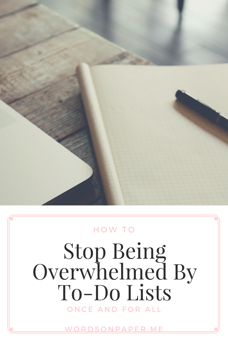 how to stop from getting overwhelmed by life